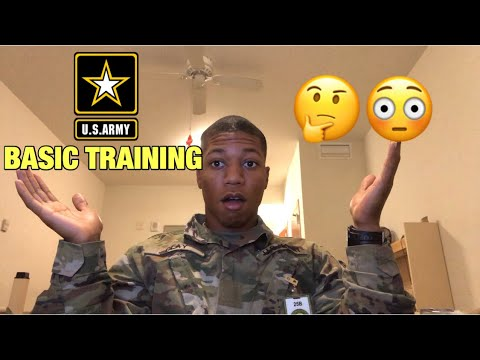 MY ARMY BCT EXPERIENCE AT FORT LEONARD WOOD + AIT FORT GORDON **CRAZY SHARK ATTACK**