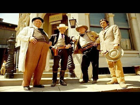 The Over-the-Hill Gang (1969) Comedy, Western, full length TV Movie