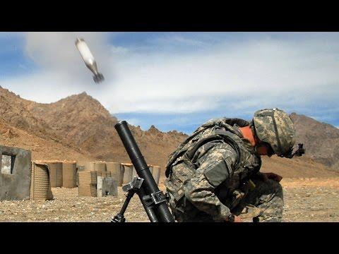 M224 60mm軽迫撃砲 - M224 60mm Mortar