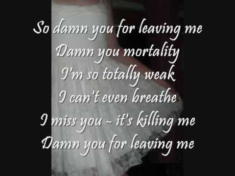 Hanna Pakarinen - Damn you (lyrics)