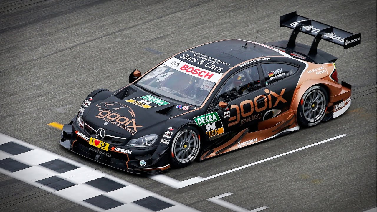 Dtm 2015 hockenheim ii review race weekend mercedes for Mercedes benz race