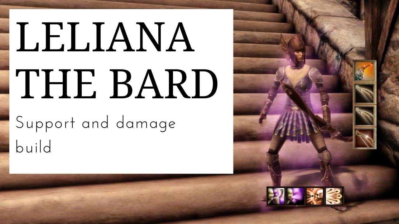 Best Leliana Builds Complete Guide Dragon Age Origins Dao