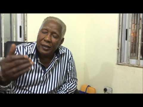 E.T. Mensah 'loses it' in interview with Citi FM's Umaru Sanda