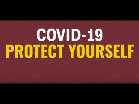 How to protect yourself from COVID-19 thumbnail