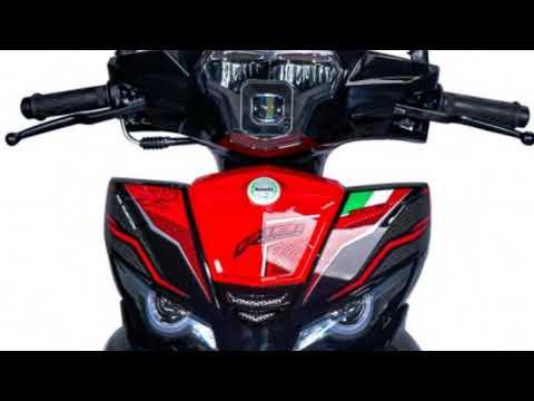 Đối thủ mới của Yamaha Exciter 155 và Honda Winner X ra mắt, giá chỉ 45 triệu động cơ 174cc | Xe 360