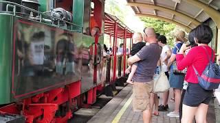The Bundaberg Sugar Train