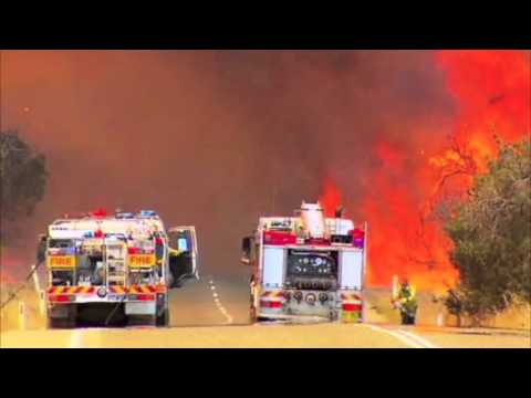 Inside the 2009 Black Saturday Bushfires
