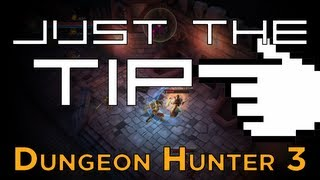 Just the Tip... of Dungeon Hunter 3