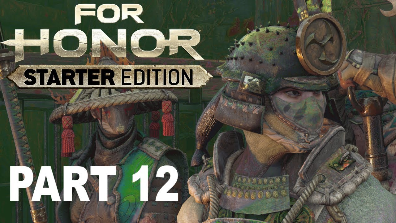 for honor starter edition gameplay