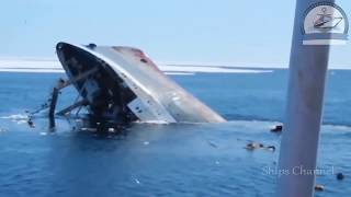 Top Ship Sinking & Fail Compilation | 2017