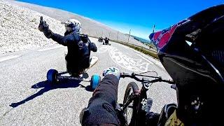 Team Maloss DriftTrike - Shut Up and Ride