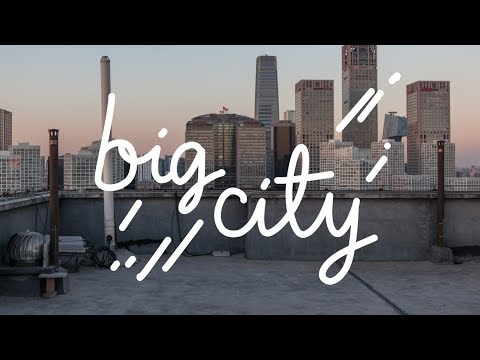 kero kero bonito ─ big city [lyrics]