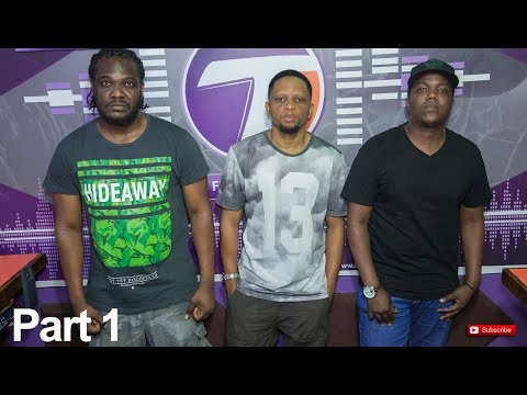 THE PLAYLIST EXCLUSIVE INTERVIEW na AY, FA na FID Q PART1, Upo Hapo?