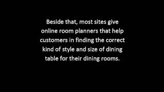 Casual Dining Furniture Tips | Casual Dining Room Furniture Guide