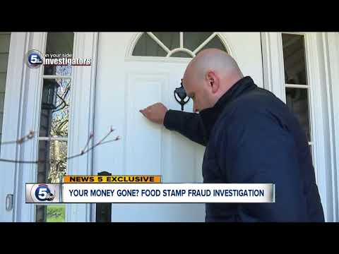 Massive Food Stamp Fraud Investigation In Massillon Totaling Millions Of Dollars