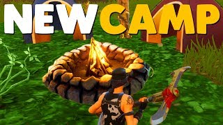 NOUVELLE MISE À JOUR DE FEU DE CAMP / NOTES DE CORRECTION Fortnite Bataille Royale