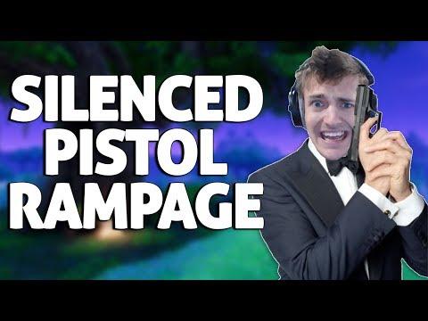 Download Pistol Rampage! - Fortnite Gameplay - Ninja