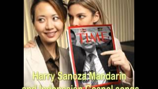Harry Sanoza Mandarin Indonesian gospel songs 1