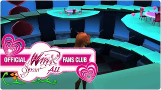 Winx Club PC Game - 18. Battle against thousands of spiders