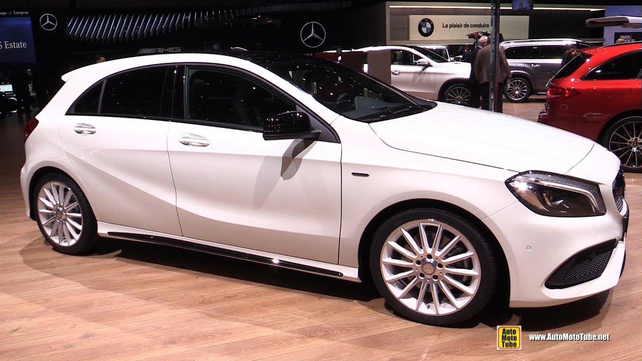 2017 Mercedes A220 4Matic White Art Edition - Exterior ...