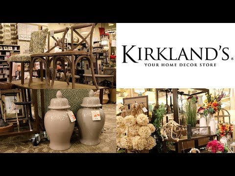 SHOP WITH ME & MY HUSBAND AT KIRKLANDS (HOME DECOR STORE ... on Kirkland's Decor Home Accents id=39054