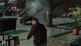 GTA IV - PC - HD Crashs in Slowmotion