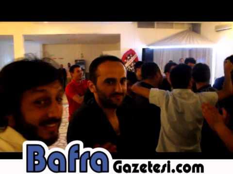Bafraspor'un Şampiyonluk Gecesi...