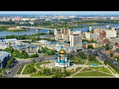 Omsk. The third capital. 300-year anniversary. / Омск. Треть