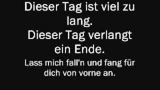 Christina Stürmer - Dieser Tag (Lyrics & English Translation)
