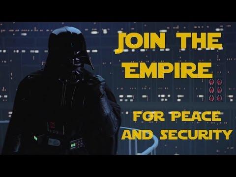 Propaganda Video Of The Empire (