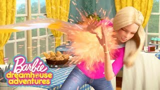 🔴LIVE 🌈 Barbie Dreamhouse Adventures 🌈 Cartoni per Bambini | Barbie Italiano