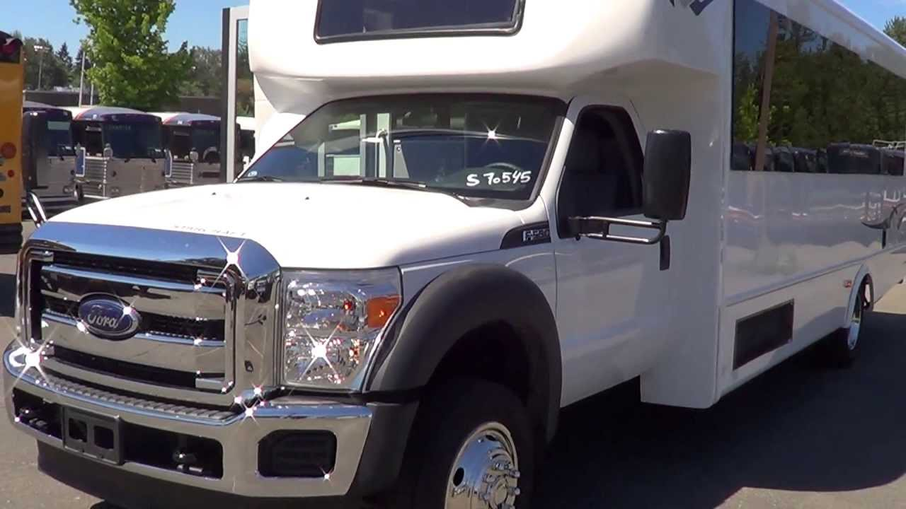 F550 For Sale >> Northwest Bus Sales - NEW 2013 Ford Starcraft F550 Allstar 29 RL Bus For Sale - S70545 - YouTube