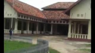 Rumah Pengasingan Bung karno di Mentok Pulau Bangka Part 1.