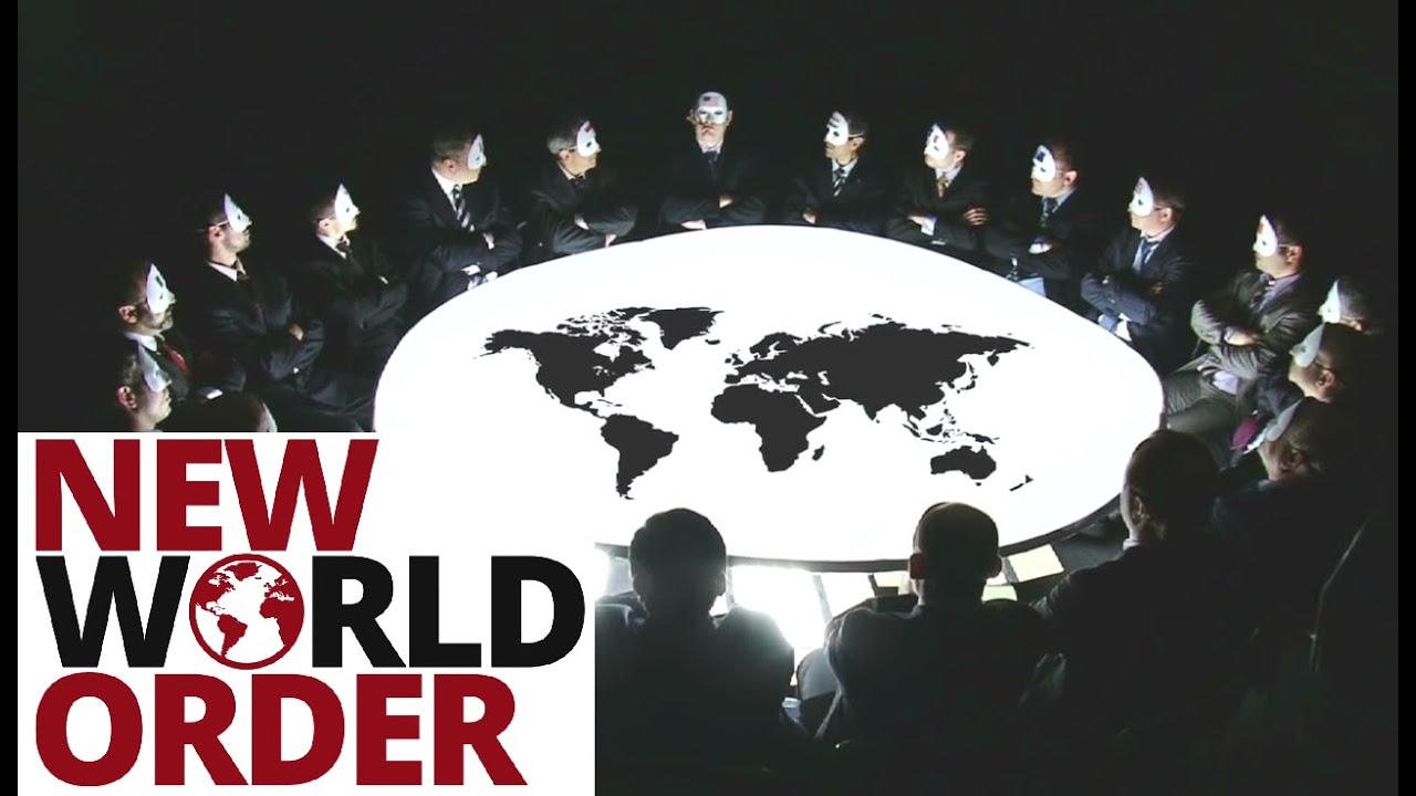 WHAT IS THE NEW WORLD ORDER   GLOBAL DICTATORSHIP   PART 1