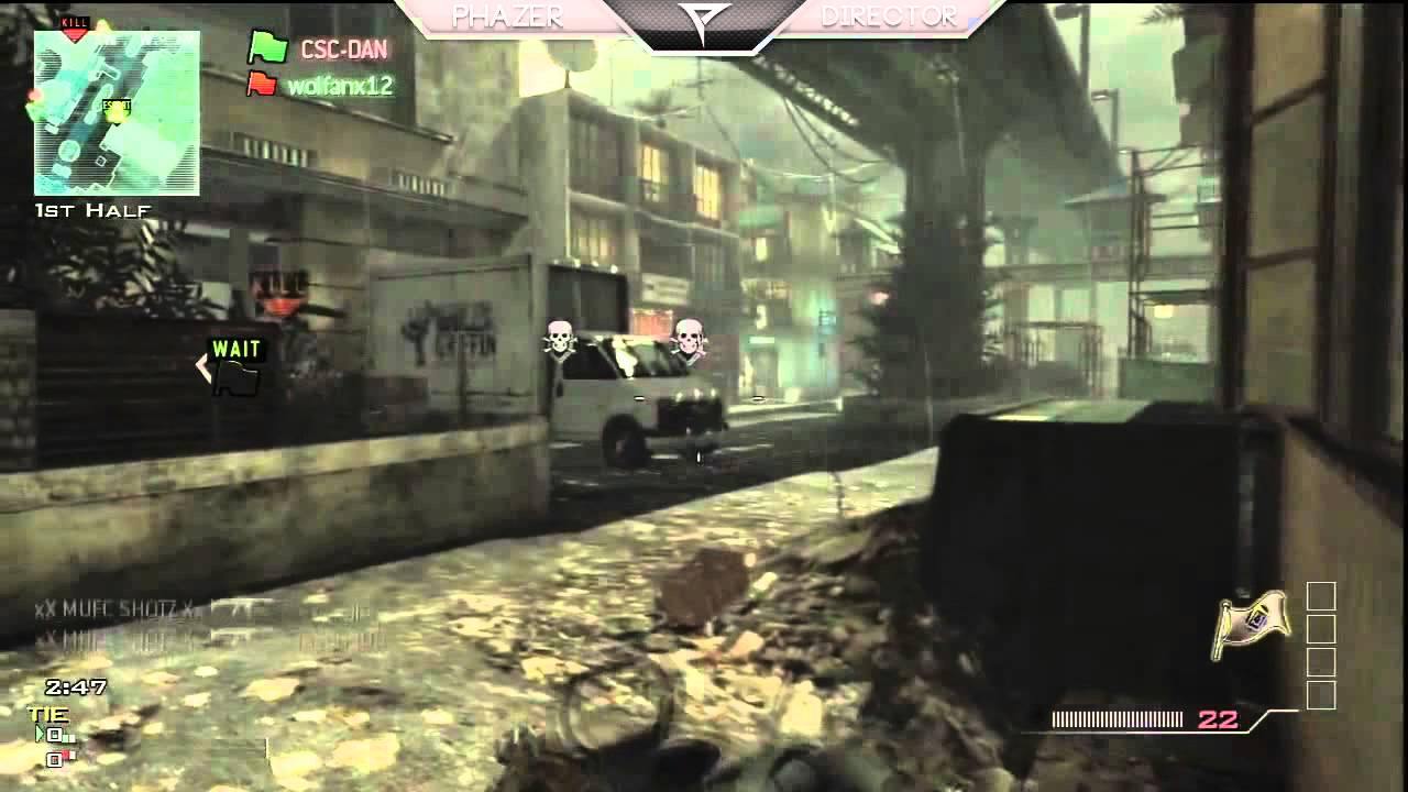 "COD MW3: CTF Bootleg Commentary ""Switching It Up"" w/ Wolfy"