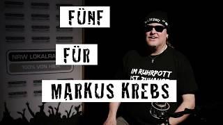 MARKUS KREBS - Fünf für... Comedian Markus Krebs