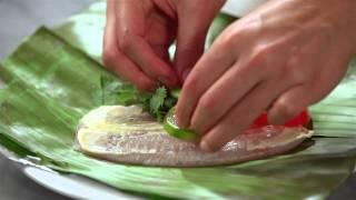 Pescado Empapelado En Salsa Verde - La Costeña®
