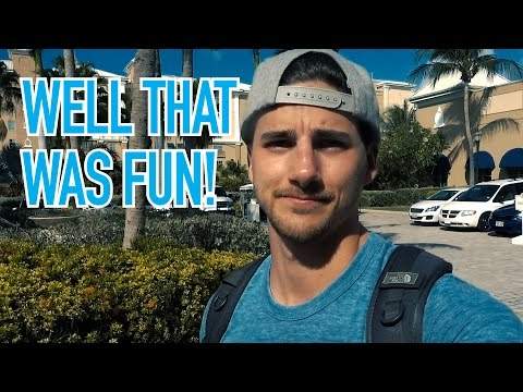 Cayman Islands Day 5/6 Last Day | Travel Vlog | With Model Alex Barber