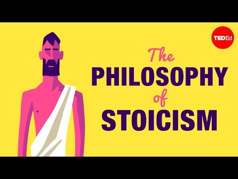 Thumbnail: The philosophy of Stoicism - Massimo Pigliucci