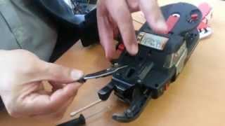видео Пистолет для вязки арматуры MAX RB655