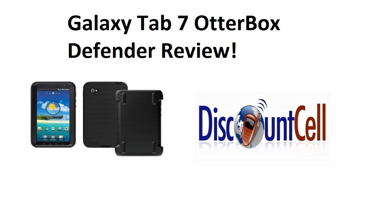 half off a101e 8df0c Galaxy Tab 7 OtterBox Defender Review | DiscountCell.com