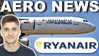 AIRBUS-Großbestellung von RYANAIR? AeroNews