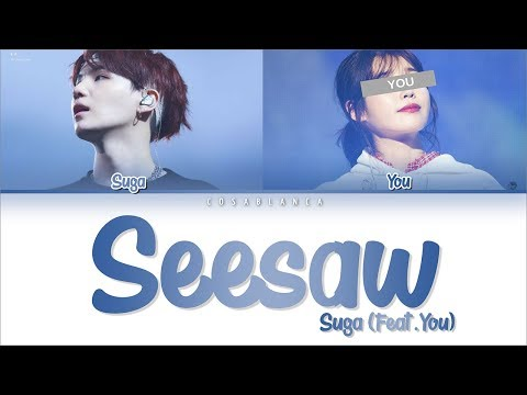 BTS (방탄소년단) - Seesaw (Trivia 轉) [2 Members Ver.] + You As Member (Color Coded Han|Rom|Eng)