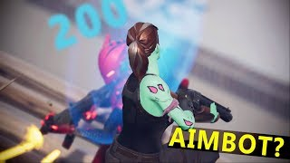 I don't need Aim Assist in Fortnite