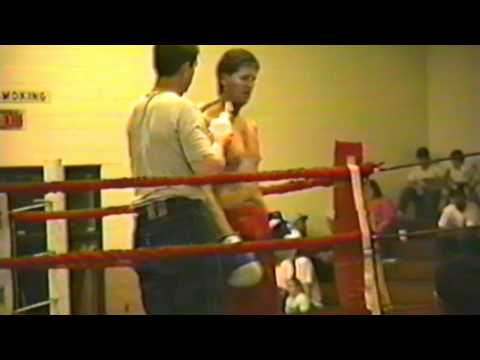 Super Fights Full Contact Kickboxing 1989 David Gr...