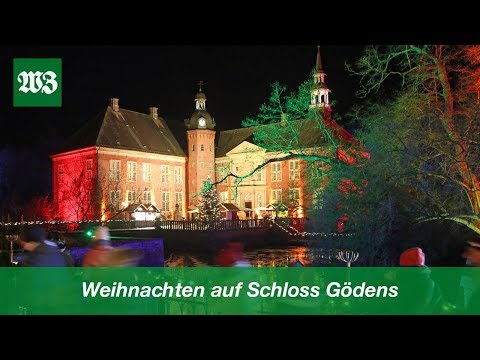 Weihnachten auf Schloss Gödens   Wilhelmshavener Zeitung
