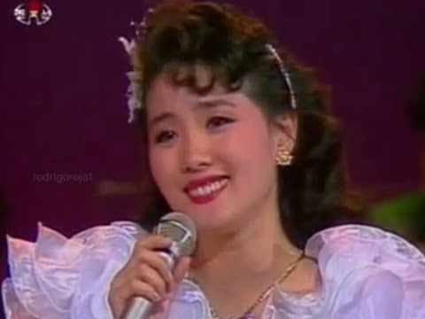 Ri Kyong Suk.  Solo-Concert (Solo-Performance). Pochonbo (DPRK).
