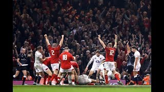 Extended Highlights: Wales v England | Guinness Six Nations