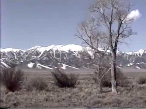 Birch Creek Idaho, A Stream in the Desert, 3/14/92