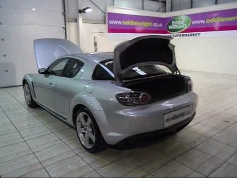 Mazda RX 8 Exterior And Interior Tour Of A 54 Plate Mazda RX 8 231 PS Coupe  4dr